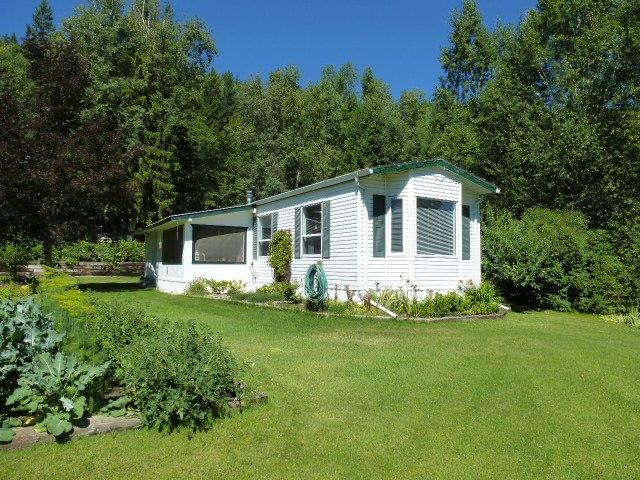 Sunset Village Mobile Home Park - Clearwater BC